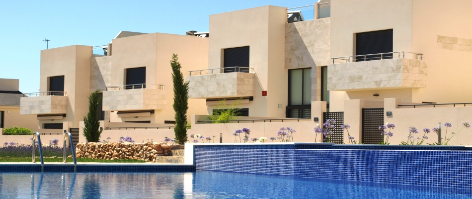 modern desing quality property for sale in Orihuela Costa near the Coast
